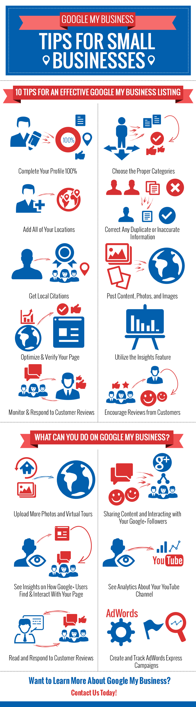 Top 16 Important Tips for Google My Business